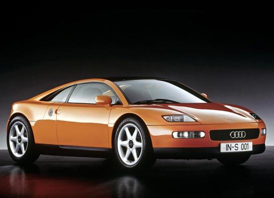 Audi Quattro Spyder | 1991