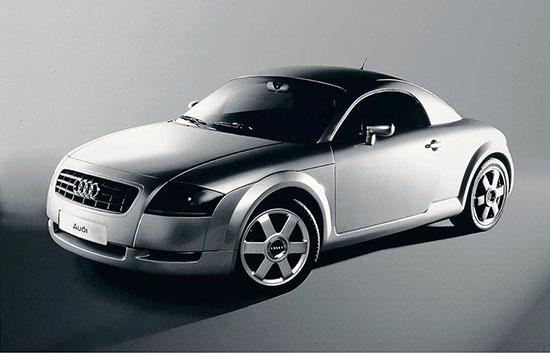 Audi TT Coupe Concept | 1995