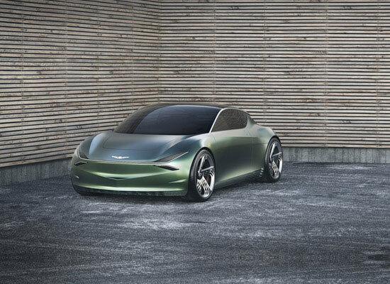 Genesis Mint Concept | 2019