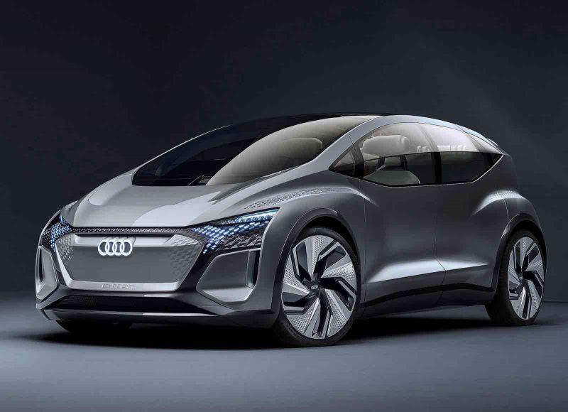Audi AI:ME Concept | 2019
