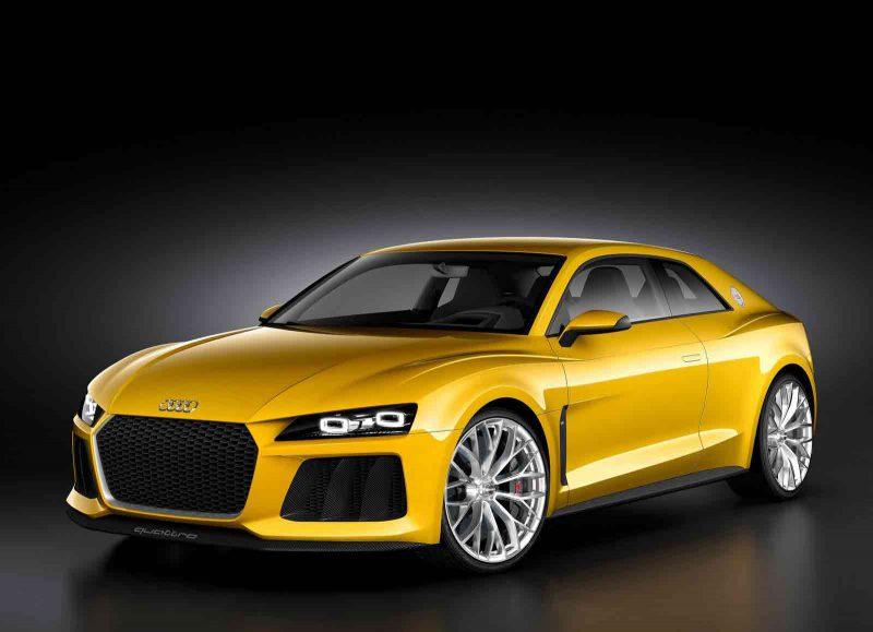 Audi Sport Quattro Concept | 2013