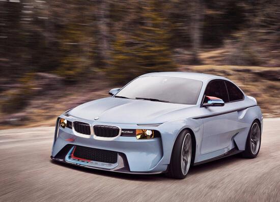 BMW 2002 Hommage Concept | 2016