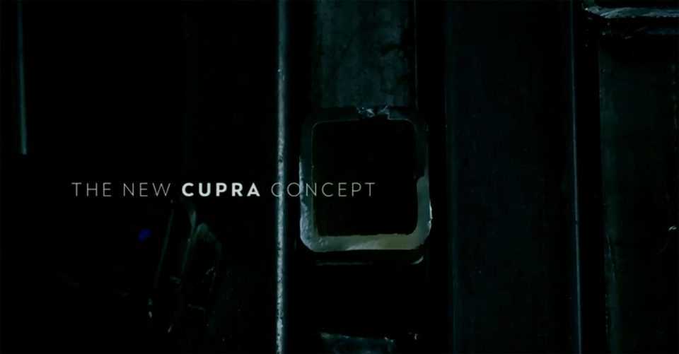 Seat CUPRA Concept – Chapter 1