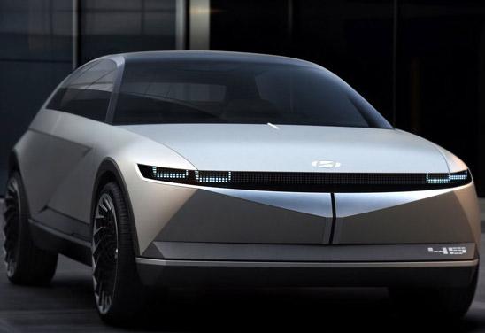Hyundai 45 EV Concept | 2019
