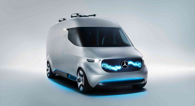 Mercedes-Benz Vision Van | 2016