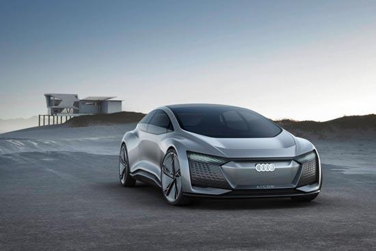 Audi Aicon Concept | 2017