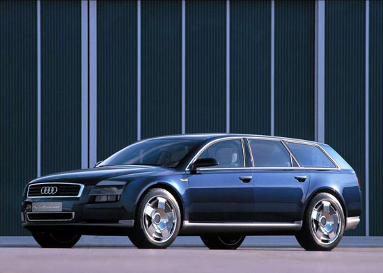 Audi Avantissimo Concept | 2001