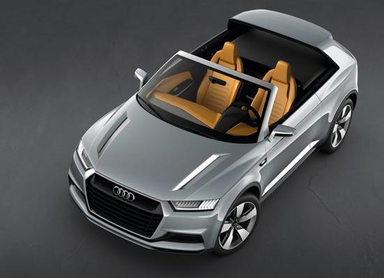Audi Crosslane Coupe Concept | 2012