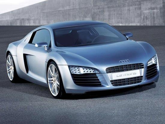 Audi Le Mans Quattro Concept | 2003