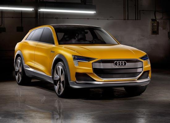 Audi H-tron Quattro Concept | 2016