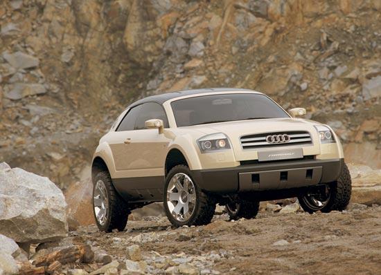 Audi Steppenwolf Concept | 2000