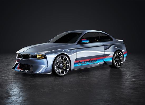 BMW Hommage Concept | 2002