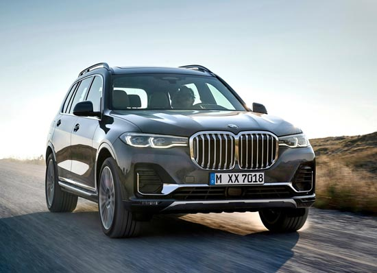 BMW X7 | 2017