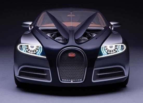 Bugatti Galibier Concept | 2009