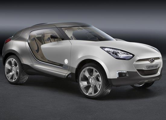 Hyundai QarmaQ Concept | 2007