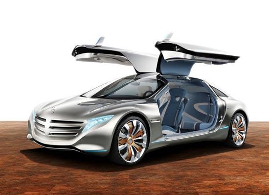 Mercedes Benz F125 Concept | 2011
