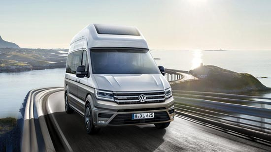 VW California XXL | 2017