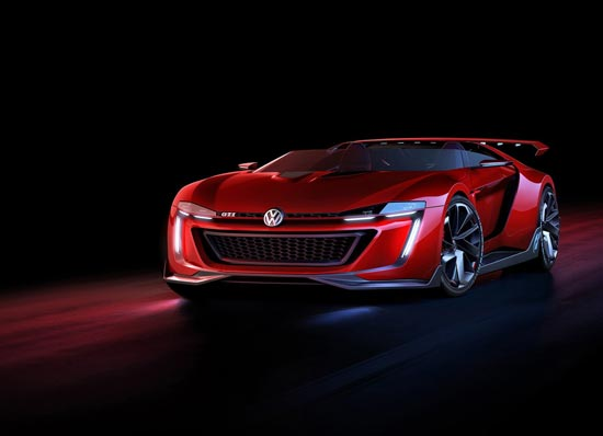 VW GTI Roadster Concept | 2014