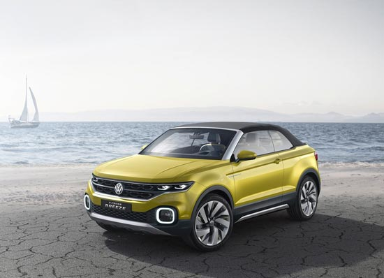 VW T-Cross-Breeze Concept | 2016