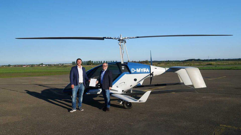 Uedelhoven Studios und Fraundorfer Aeronautics schließen eine strategische Partnerschaft.